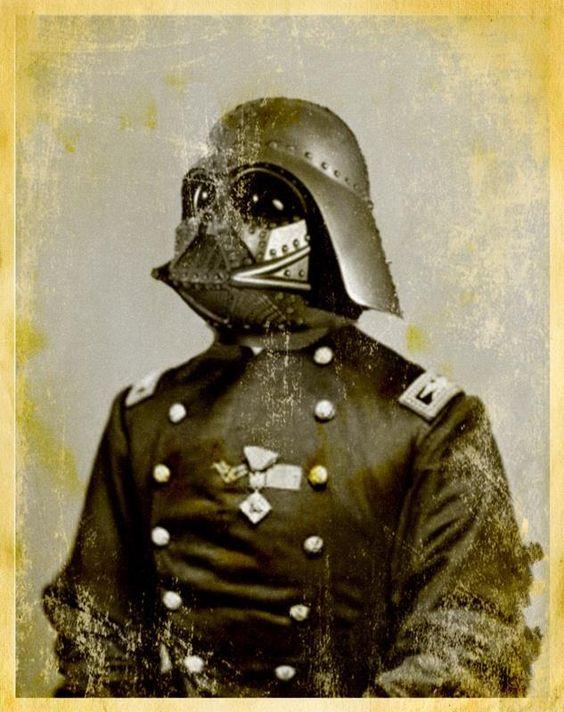 Steampunk Tendencies | Steampunk Darth Vader - Modulicious