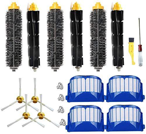 Vacuum Cleaner Replenishment Kit for iRobot Roomba 690 680 660 650 500 595 585