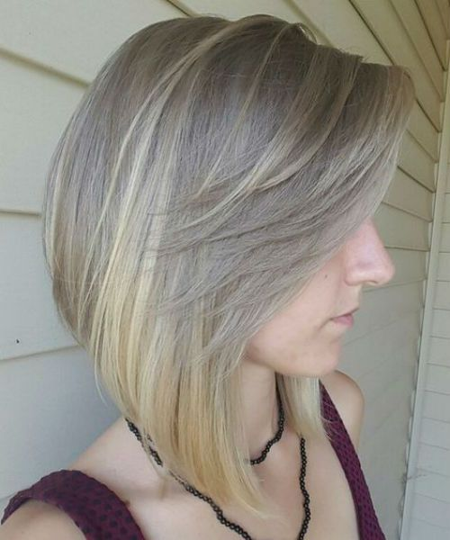 Most Demanded Angled Bob Hairstyles 2020 For Your Distinctive