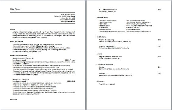 sle resume templates resume and description on