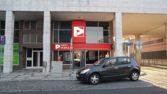 Banco Popular no Parque das Nações (Expo) em Lisboa