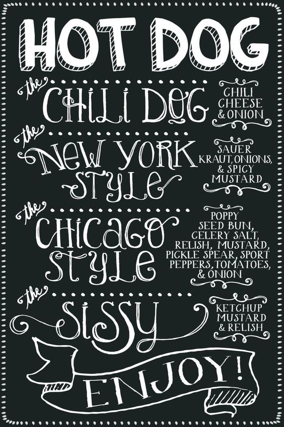 1000+ ideas about Hot Dog Bar on Pinterest | Hot Dog Parties, Hot ...