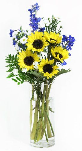 Crazy in Love Bouquet - With Vase: