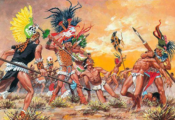 Maya & Azteca Porn 97