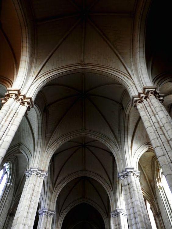 Voûtes de l'église Notre-Dame
