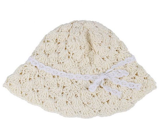 Bigood Girl Kids Summer Hollow out Lace Bowknot Wide brim Beach Sun Hat Red. Material:Straw. Size:52cm. Made of quality straw,Crochet foldable straw hat with feminine lace bow. It is an amazing feminine accessory for both casual and formal outfits. Suited for ladies that love traveling, hiking and other outdoor activities but still seeking an elegant and fashionable look.
