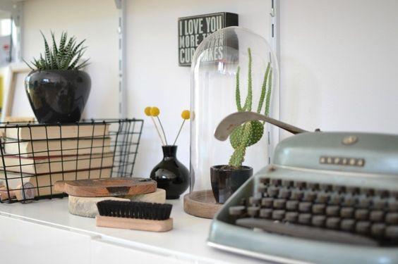 look! pimp your room: Urban Jungle Bloggers: My Plant Shelfie