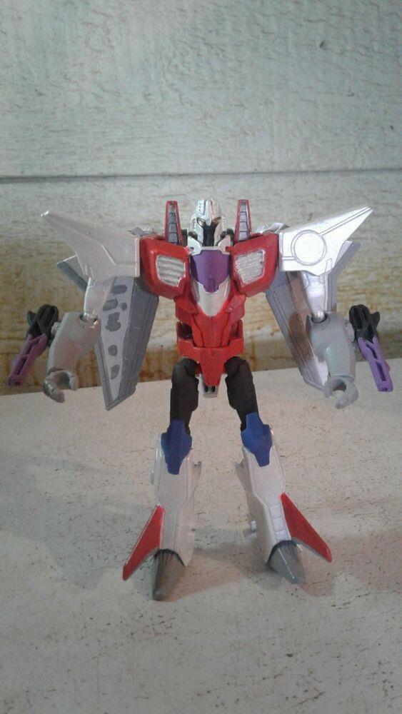 Transformers Prime Cyberverse Starscream complet commandant
