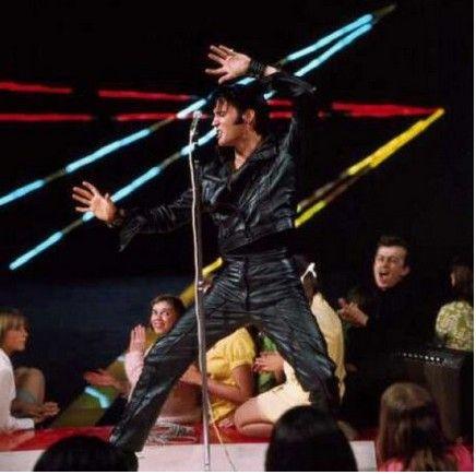 Elvis Presley 1968 Comeback Special
