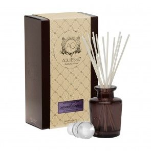 Aquiesse - Portfolio Collection - Lavender Chaparral  - Reed Diffuser Gift Set