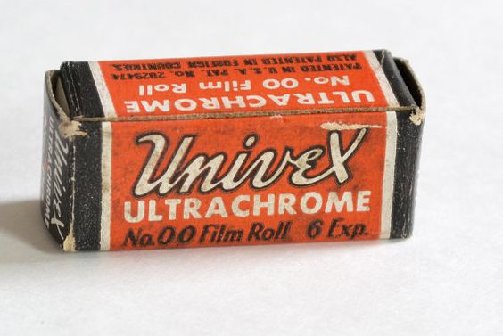 Vintage Expired Universal Univex Unltrachrome Film by MagsandI