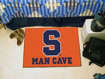 "Syracuse University Man Cave Starter 19""""x30"""""