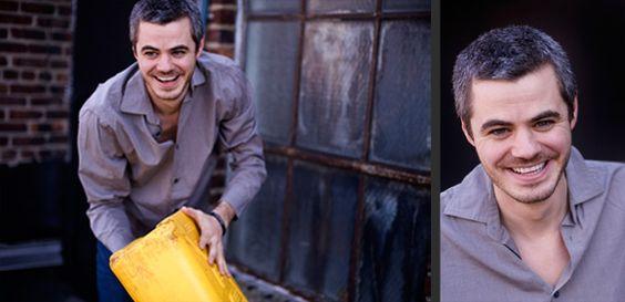 Scott Harrison - Founder/CEO, charity: water