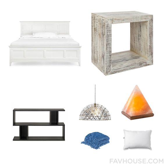 Homeware Advice Including Bed Teak Furniture Baxton Studio Bookcase And Modern Lamp From January 2016 #home #decor