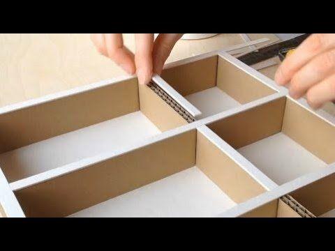 3 Ide Kreatif Dekor Dinding Hiasan Dinding Dari Kardus Bekas