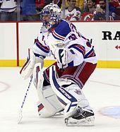 Henrik Lundqvist – New York Rangers u.a.