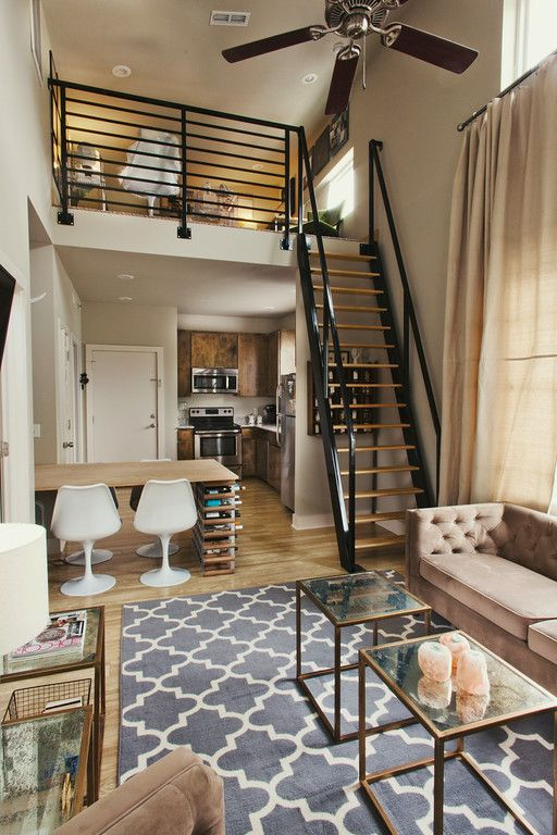 Modern Eclectic Loft