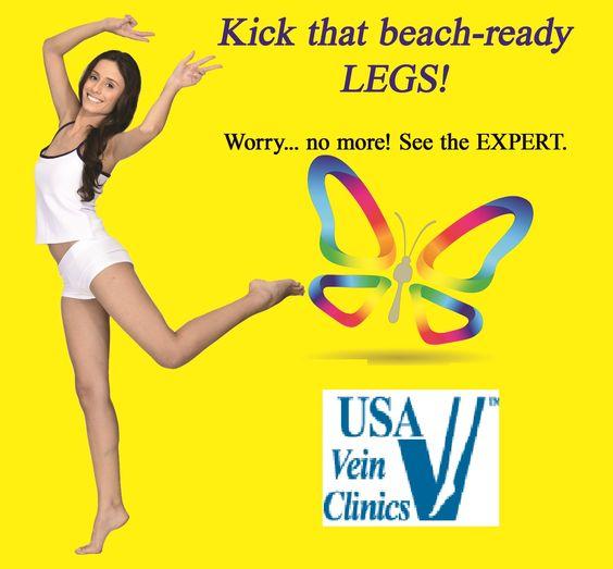 USA Vein Clinics - http://www.usaveinclinics.com/