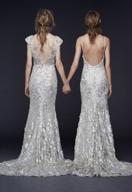 Vera Wang Bridal Collection 2015 Fall Wedding Dresses