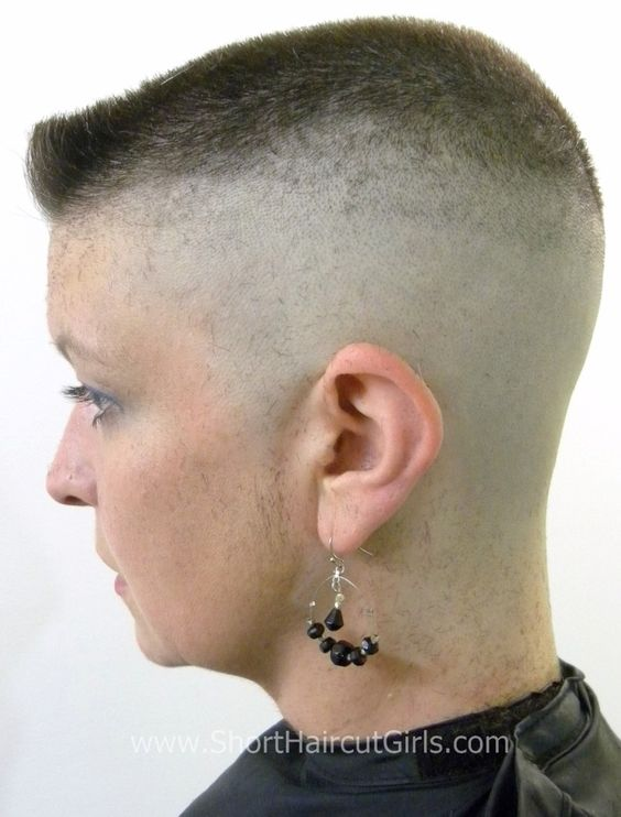 ... Of Barbered Hairstyles For Women Picture   Short Hairstyle 2013