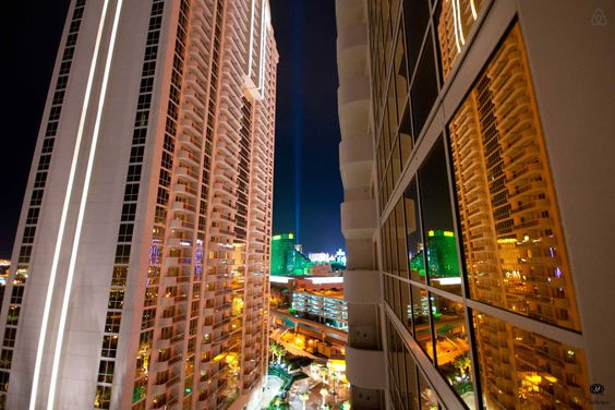 MGM Signature 1BR Suite w/ Balcony - vacation rental in Las Vegas, Nevada. View more: #LasVegasNevadaVacationRentals