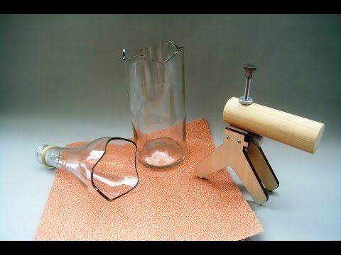 玻璃杯 切割 工具 Luca Bottle Cutter