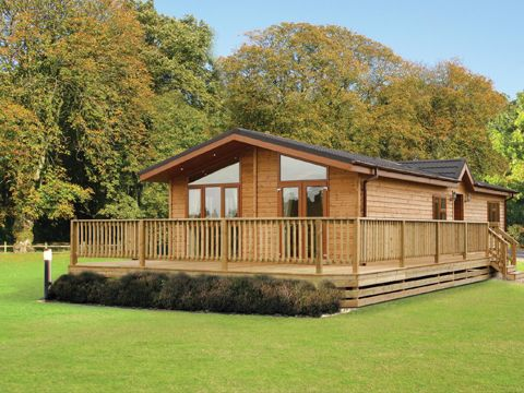 Log Cabin Mobile Homes Mobile Homes And Log Cabins On