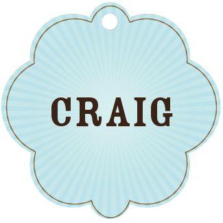 Craig Baby Boy Name Ideas Pinterest