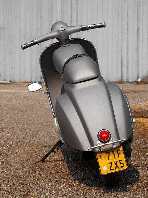 Custom 1966 vespa | Flickr - Photo Sharing!