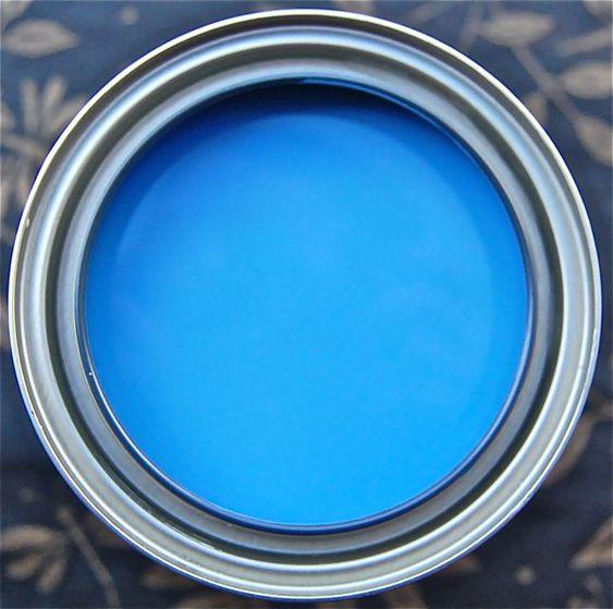 1014 Greek Blue Chalk Paint It S Only Paint