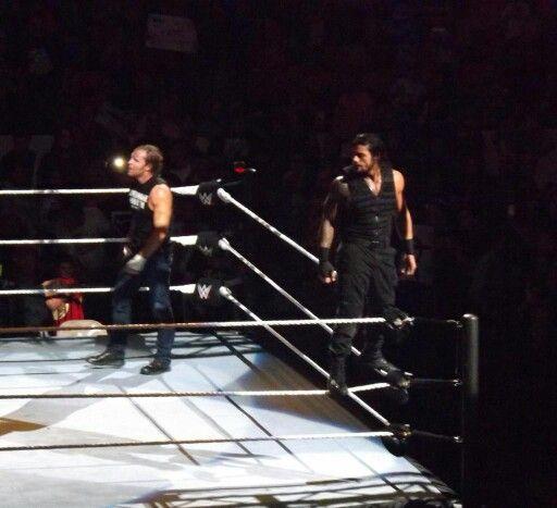 #WWEBoston saw it live ☺