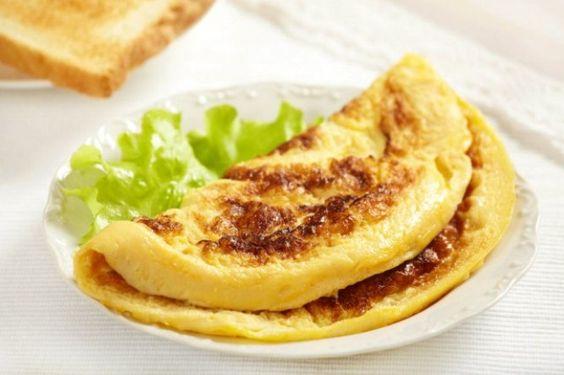 Omelete Rápido: Receita de Omelete Simples e Recheado