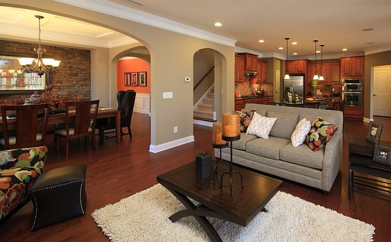 Galvani - Northampton - Wake Forest Home for Sale | Standard Pacific Homes