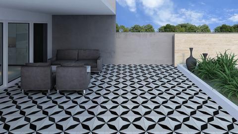 Pin By Kelli Barbella On Garden Design In 2020 Cle Tile Patio Tiles Encaustic Cement Tile