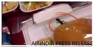 INN LIVE NEWS: Rejoinder: Air India Refutes Flyer's Claims Of Bab...