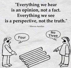 Super small dump about perception