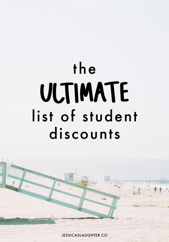 Did you know you can save 15% at stores like Madewell and J.Crew with your student ID card?