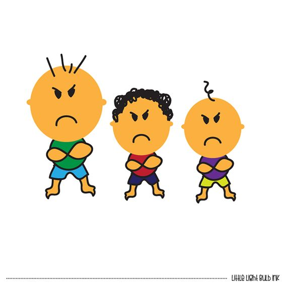 Meet the #RainPeople. These are a bunch of angry kids that have nothing to do at home on a rain holiday! #Rain #Humour #Funny #Cartoons #Tooons #AngryChildren