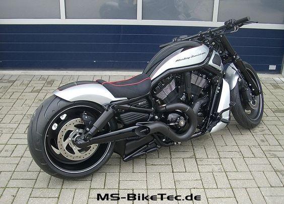 Harley-Davidson V-Rod Night Rod | front fender garde boue avant frontfender v rod night rod