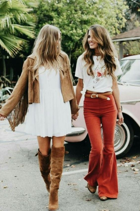 70 S Hippie Style Clothing