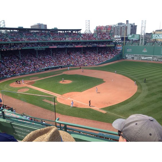 View from my seat (5-13-12)
