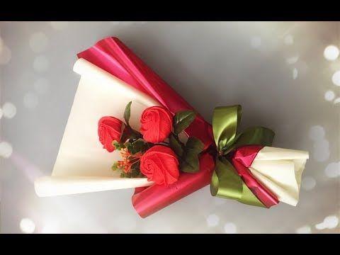 Abc Tv Cómo Hacer Un Ramo De Flores Con Tres Rosas