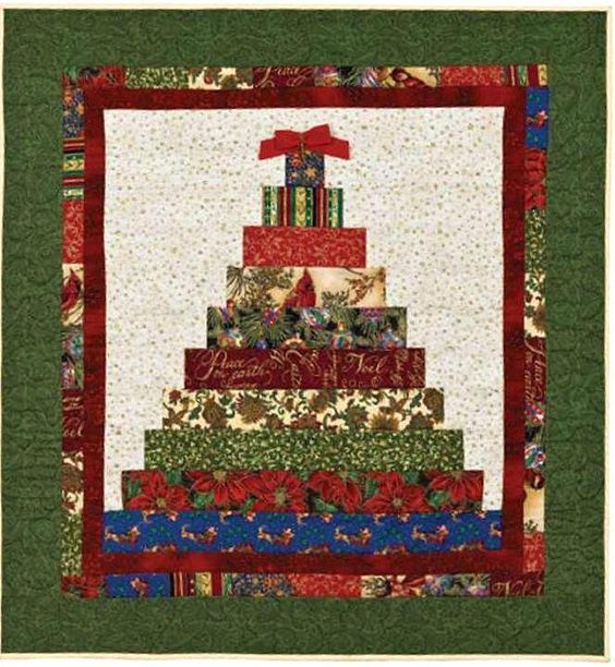 Christmas Tree Quilt Pattern Moda The New Quilting Design Christmas Tree Quilt Fabric Christmas Trees Christmas Quilt Patterns