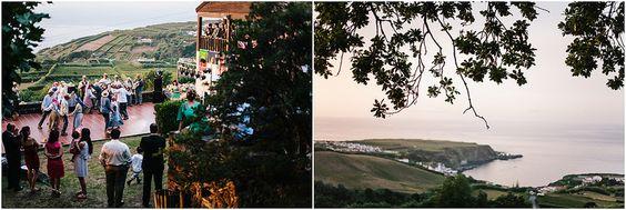 Caroline + Joey | Destination wedding in Azores » pedrovilela wedding photojournalist