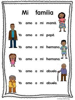 Lectura guiada! Spanish guided reading mini-book and center FREE