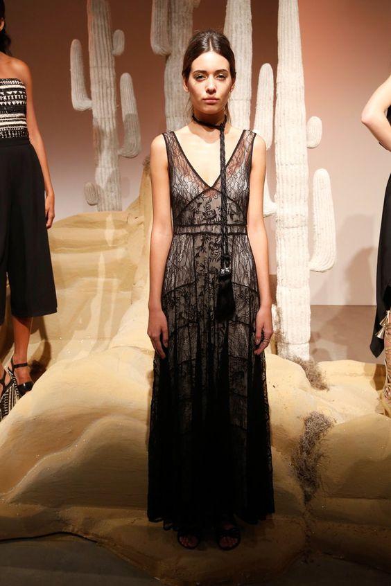 Pin for Later: Best Of de la Fashion Week de New York Alice + Olivia Printemps/Été 2016