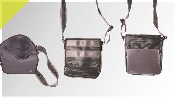 Le R33K (Unisexe. Offert avec contribution de 125$ et plus) *Vous aurez le choix parmi 3 couleurs de tissus et ceintures de sécurité.  The R33K (Unisex. Your reward for a pledge of $125 or more.) *You will get to choose from 3 fabric and belt colours.