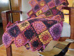 Crochet Para a casa: panos, panos de cozinha, e afegãos | AllFreeCrochetAfghanPatterns.com