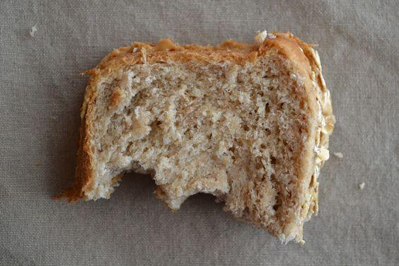 Annapolis & Company // Whole Wheat Honey Oatmeal Bread
