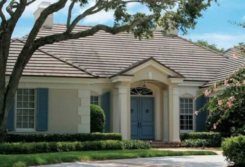 Tile Roofs By King Roofing Service 40 Years Experience In Tile Roofing Metal Shingle Roof Cool Roof Patio Roof